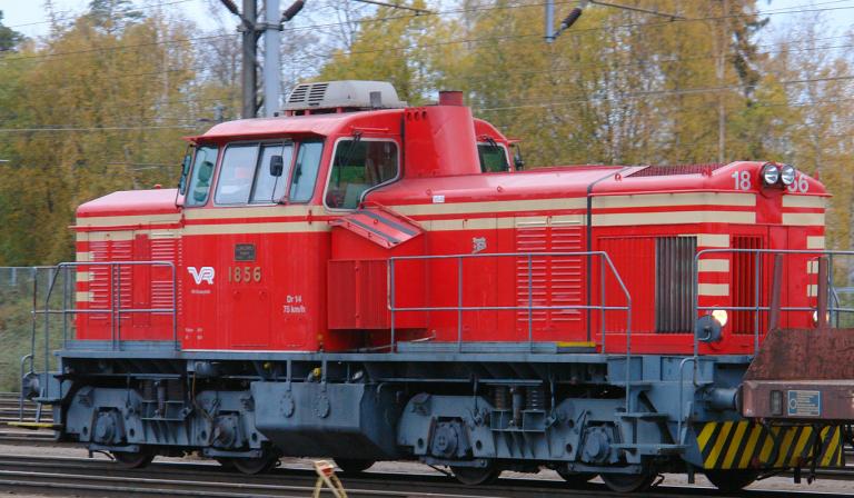 DR14 VR LOK 1856